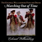 The Fifes and Drums of Colonial Williamsburg - Irish Walking Tunes: Paddy Whack / Irish Widow / The Sheep Shearers / William Glen / Sir Roger De Coverly / Andrew Cary / I'll Tow