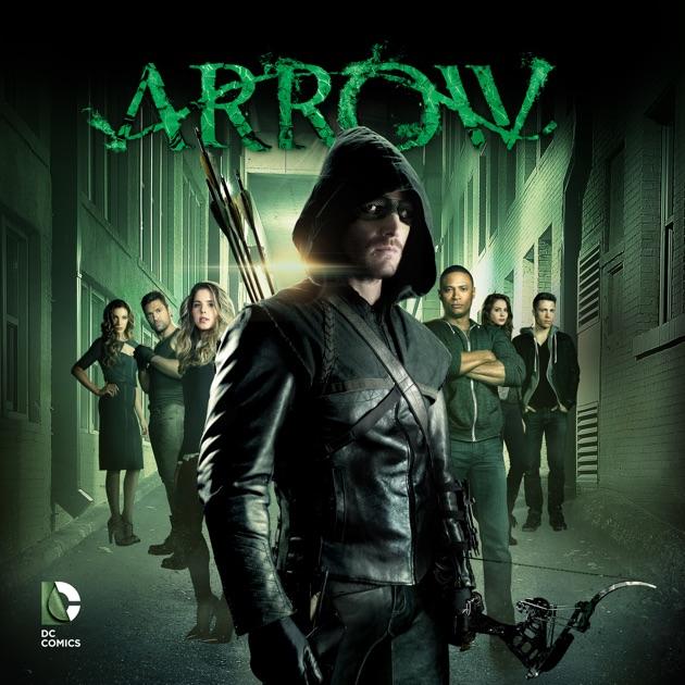 arrow season 2 on itunes