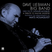 Dave Liebman Big Band, Directed by Gunnar Mossblad - Yes or No