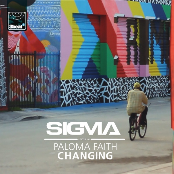 Cover art for Changing