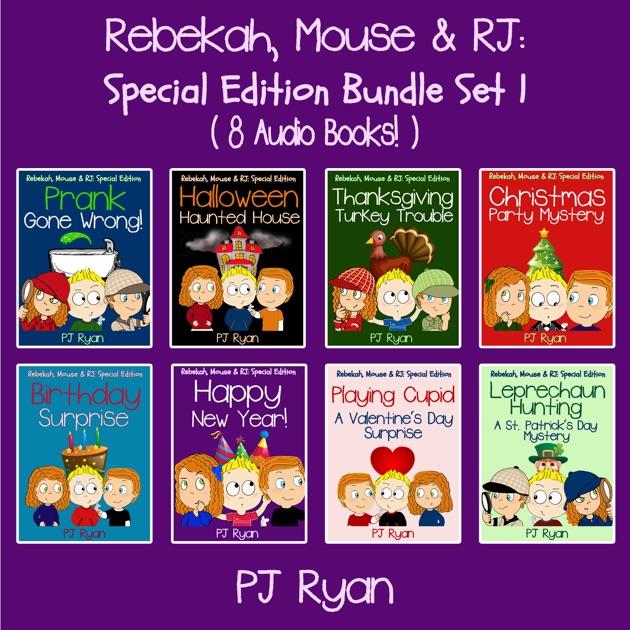 More Books by PJ Ryan