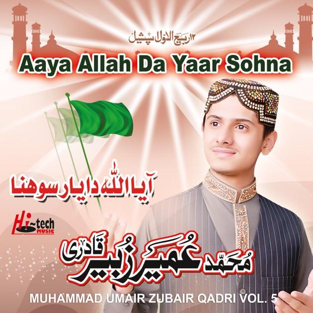 Dil Karda Allah Allah Hoo, Vol  6 - Islamic Naats by Muhammad Umair Zubair  Qadri