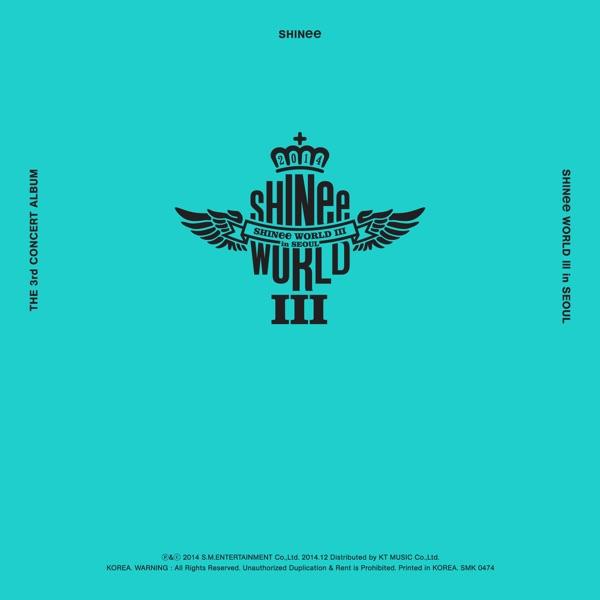SHINee THE 3rd CONCERT ALBUM 'SHINee WORLD Ⅲ in SEOUL' (Live)