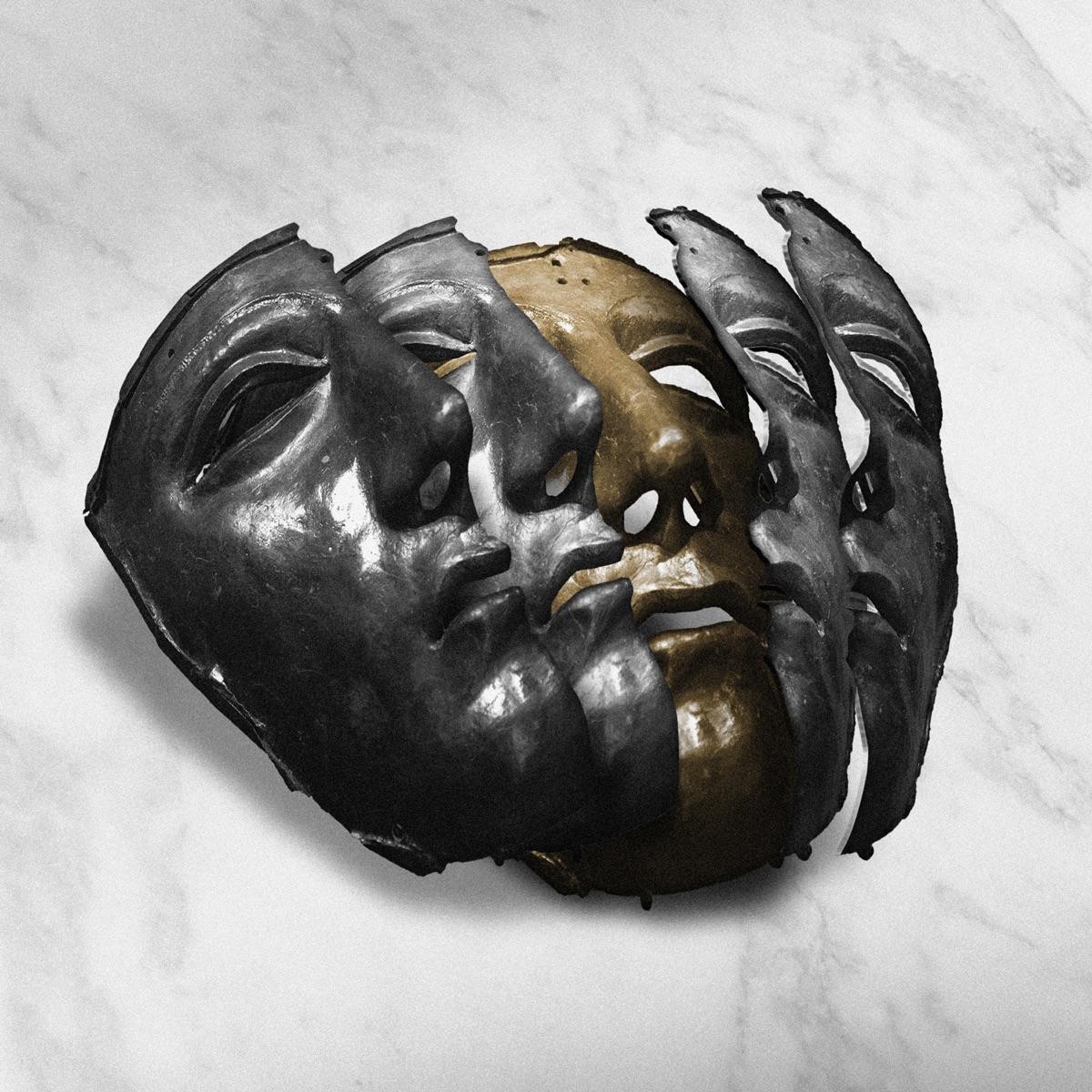 Love Death Immortality Remixes The Glitch Mob CD cover