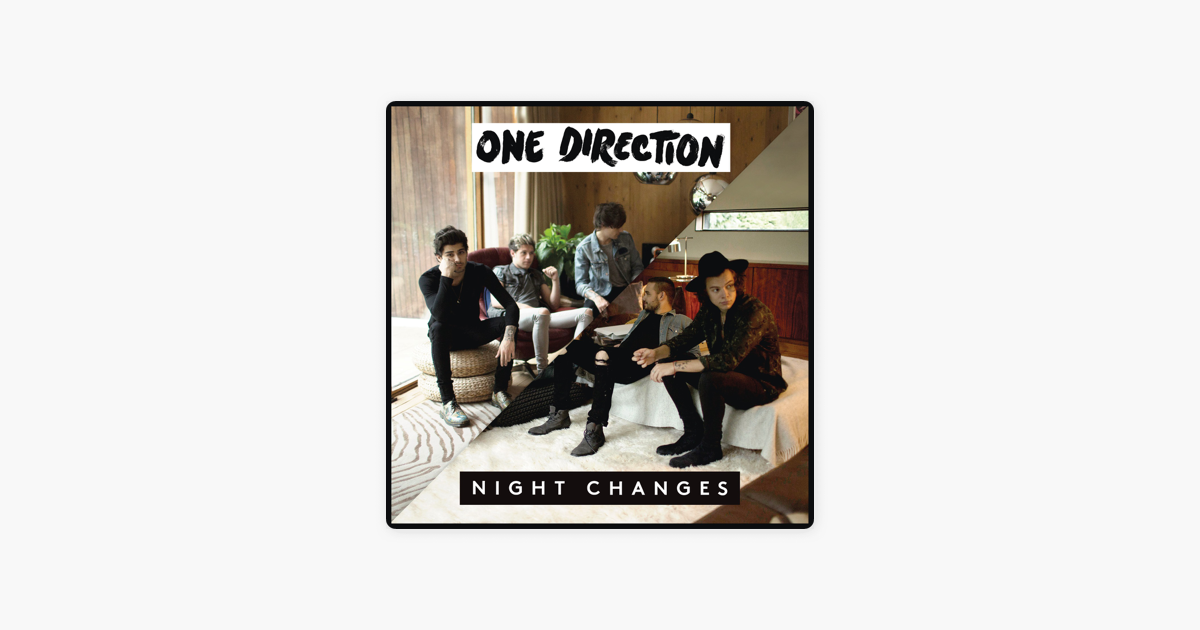 Night Changes - Single by One Direction