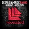 Rambo Hardwell Radio Edit Single