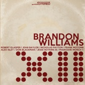 Brandon Williams - Leave Love Be feat. Alex Isley (wsg/ Moonchild)