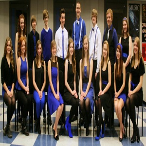 Clarkston High School Madrigals - Beautiful City