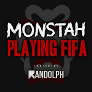 Playing Fifa (feat. Randolph) - Monstah - Monstah