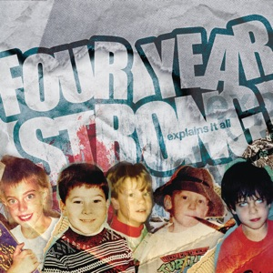 Four Year Strong - Bullet with Butterfly Wings