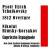 Pyotr Ilyich Tchaikovsky: 1812 Overture / Nikolai Rimsky-Korsakov: Capriccio Espagnole - New York Festival Symphony Orchestra