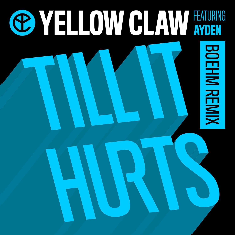 Till It Hurts (feat. Ayden) [Boehm Remix]