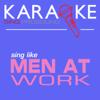 Karaoke in the Style of Men at Work - EP - ProSound Karaoke Band