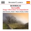 Rodrigo: Songs with Guitar Accompaniment - Jose Ferrero & Marco Socías