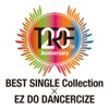 TRF 20th Anniversary BEST SINGLE Collection × EZ DO DANCERCIZE ジャケット写真
