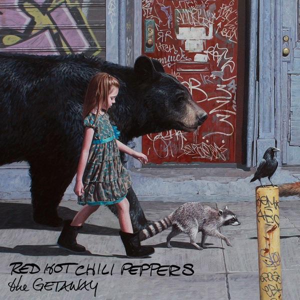 Red Hot Chili Peppers - Dark Necessities