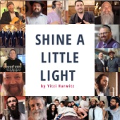 Shine a Little Light (feat. Alex Clare, Avraham Fried, Benny Friedman, Baruch Chait, Gad Elbaz, Yossi Green, Yehuda Green, Mordechai Ben David, Boruch Sholom, 8th Day, Isaac Bitton, Eli Marcus, The Maccabeats, Rivi Schwebel, Eli Schwebel & Yehoram Gaon) - Single
