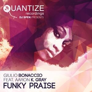 Giulio Bonaccio - Funky Praise feat. Aaron K.Gray