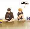 TVアニメ『ハイキュー!! セカンドシーズン』オリジナル・サウンドトラック Vol.1 - 林ゆうき/橘麻美
