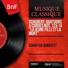 """Schubert: Quatuors à cordes Nos. 12 & 14 """"La jeune fille et la mort"""" (Mono Version)"""