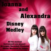 Disney Medley - Joanna and Alexandra