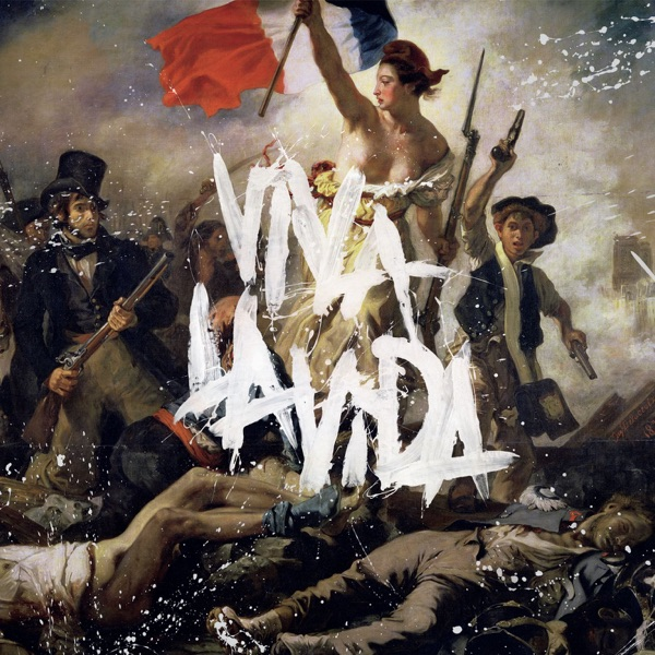 Cover art for Viva La Vida