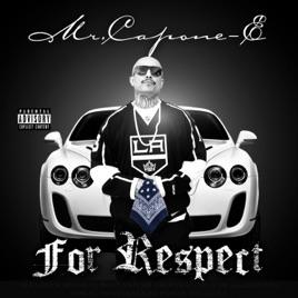 mr capone eの for respect をapple musicで