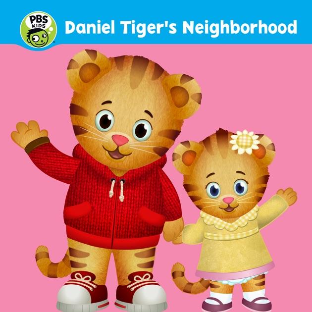 Daniel Tiger S Neighborhood Vol 7 On Itunes