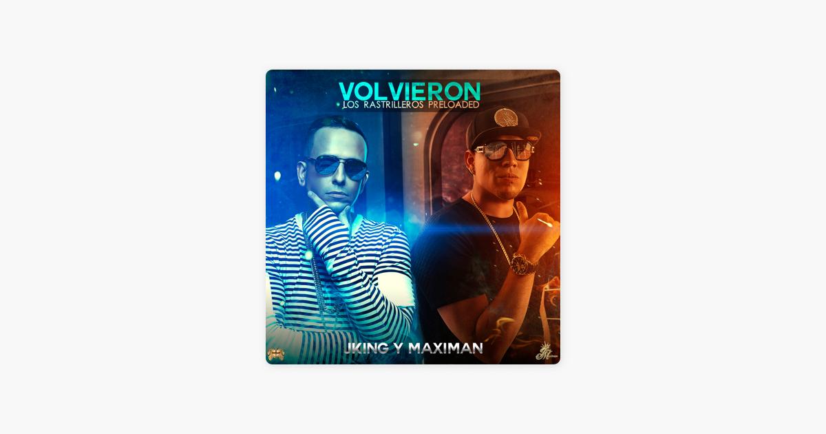 album los rastrilleros j-king y maximan