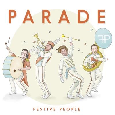 Parade - EP - Festive People album
