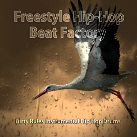 ‎Dirty Rules Instrumental Hip Hop Drums by Freestyle Hip-Hop Beat Factory