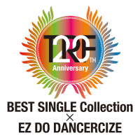 trf - TRF 20th Anniversary BEST SINGLE Collection × EZ DO DANCERCIZE artwork