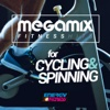 Megamix Fitness Hits For Cycling And Spinning (25 Tracks Non-Stop Mixed Compilation for Fitness & Workout) - Various Artists