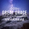 God's Great Grace Is Working in Your Greatest Weakness - Joseph Prince