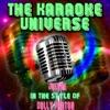 Jolene (Karaoke Version) [In the Style of Dolly Parton]