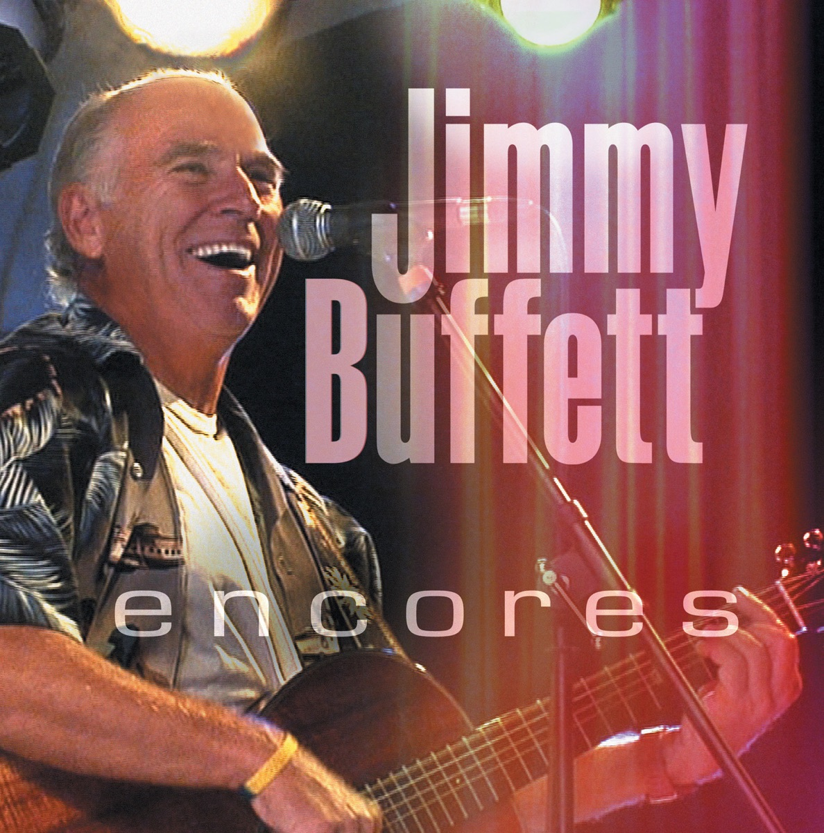 Encores Album Cover by Jimmy Buffett