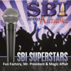 SBI Audio Karaoke - Celebration (Karaoke Version) artwork