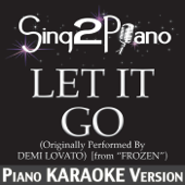 Let It Go (Originally Performed By Demi Lovato) [From
