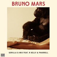 Gorilla (feat. R Kelly & Pharrell) [G-Mix] - Single Mp3 Download