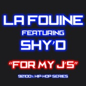 For my J's (feat. Shy D) [92100% hip-hop series] - Single