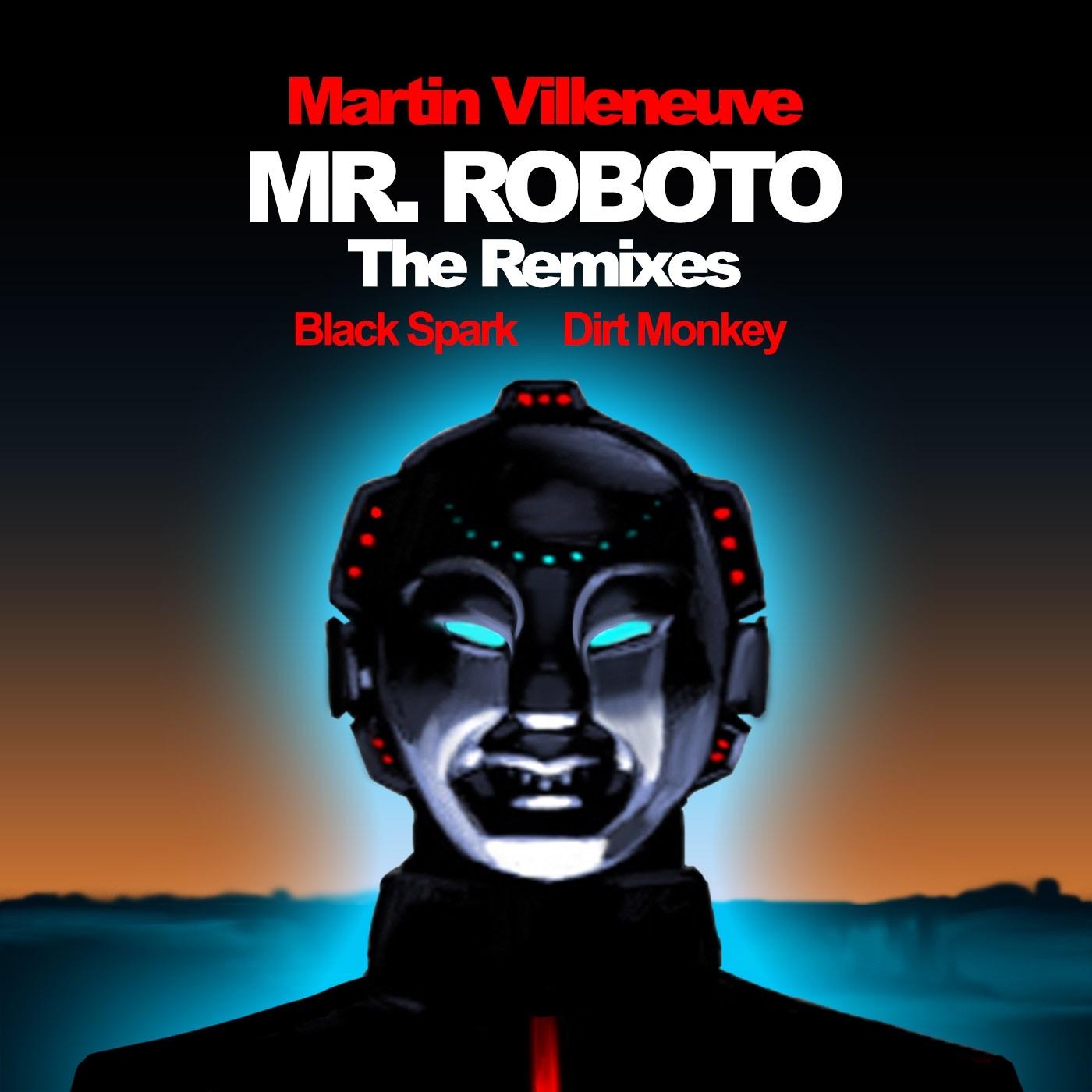 Mr. Roboto (Black Spark Remix)