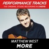 More Performance Tracks EP