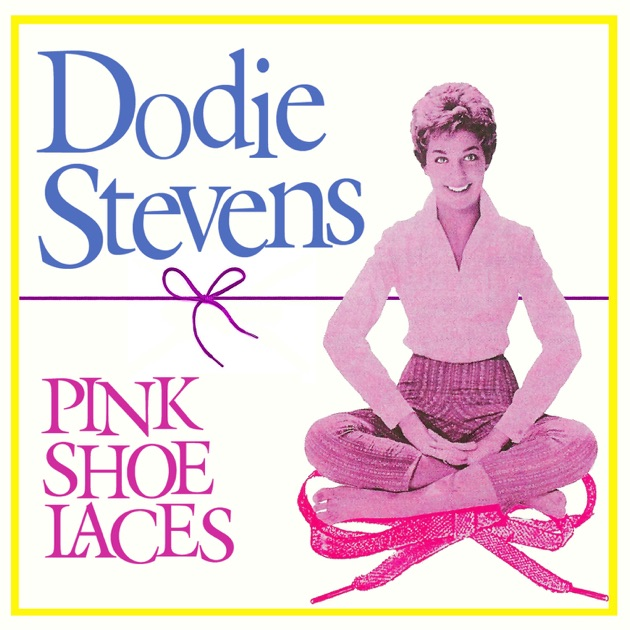 pink shoe laces by dodie on apple