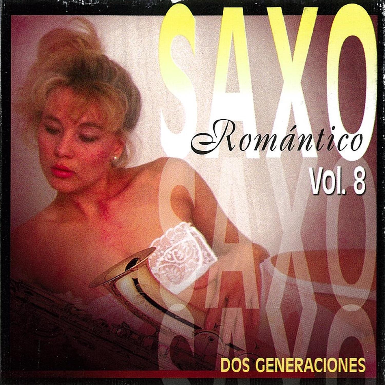 Saxo Romántico, Vol. 8