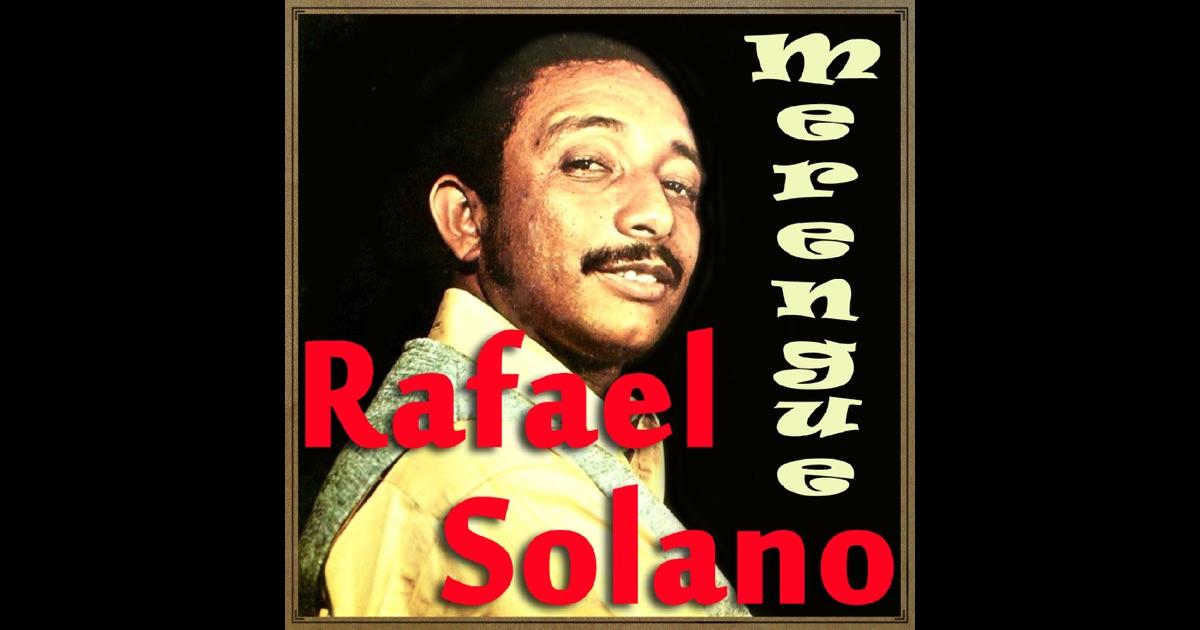 Rafael Solano Y Su Orquesta - Ma Feo Que Yo - Mirame A Los Ojos