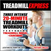 Treadmill Express: Featuring Treadmill Music + Coaching