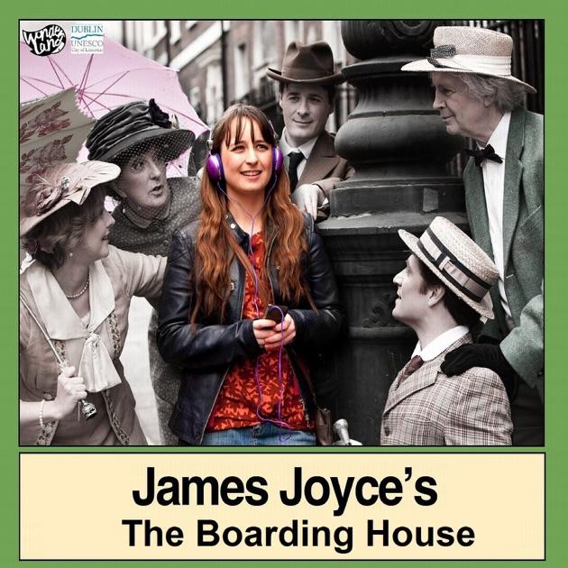 the boarding house by james joyce