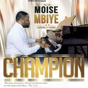 Moise Mbiye - Eben ezer