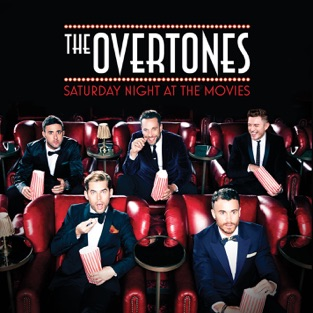 THE OVERTONES - Saturday Night At The Movies Chords and Lyrics