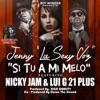 Si Tu a Mi Melo (feat. Nicky Jam & Lugi 21 Plus) - Single, Jenny La Sexy Voz